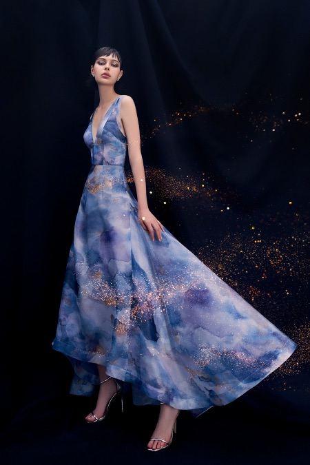 Blue Horizon Dress
