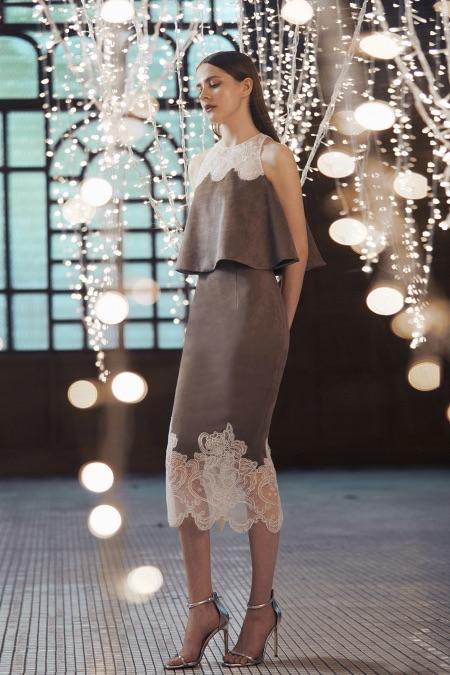 A La Rose Top & Skirt